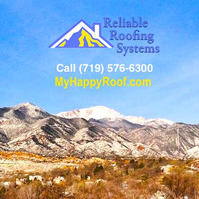 Roofers Colorado Springs Best Commercial Roof Repair