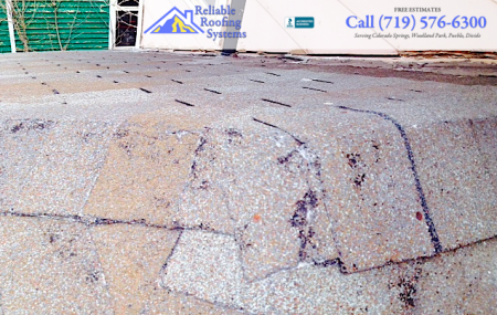 Colorado Springs hail damage repair Southern Colorado Pueblo, Divide, Woodland Park, best roofing roof repair