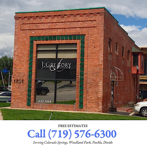 roof colorado springs commercial brick building roofing companies