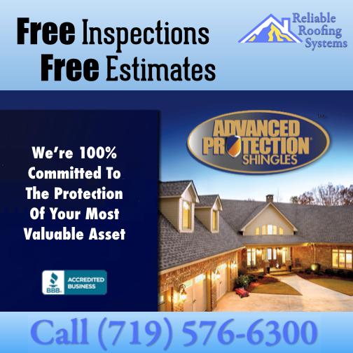 roofing repair colorado springs pueblo bbb certified